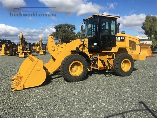 2015 Caterpillar 924K - Heavy Machinery for Sale