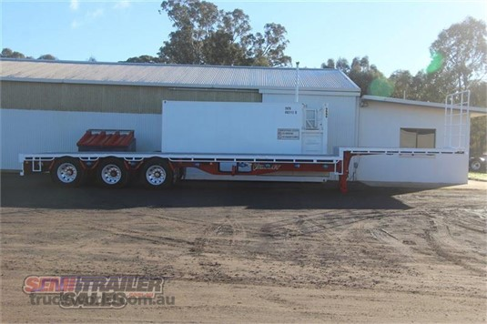 2020 Vawdrey Drop Deck Trailer - Trailers for Sale