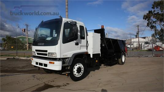 2001 Isuzu FVD 950 North East Isuzu - Trucks for Sale