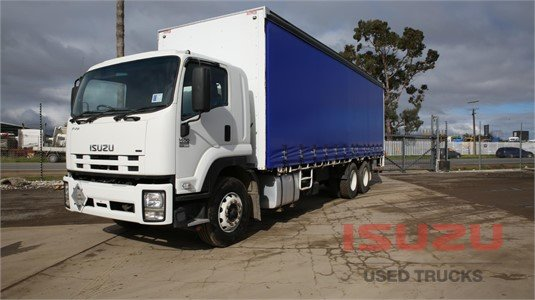 2010 Isuzu FVM 1400 Used Isuzu Trucks - Trucks for Sale