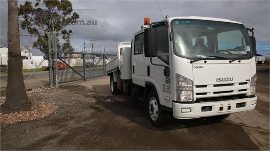 2008 Isuzu NQR 450 Crew North East Isuzu - Trucks for Sale