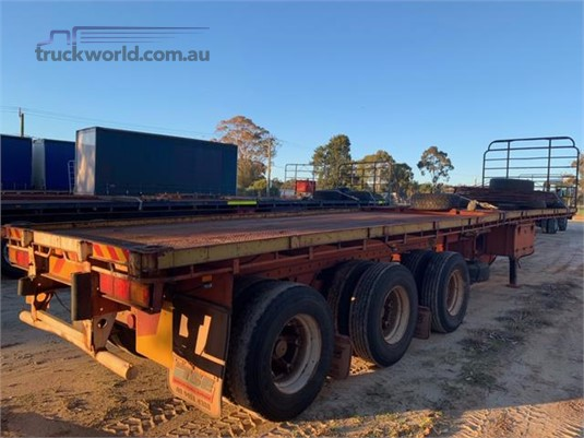 1977 Mcgrath Flat Top Trailer  - Trailers for Sale
