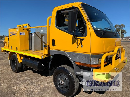 1999 Mitsubishi Canter 4x4 Grand Motor Group - Trucks for Sale