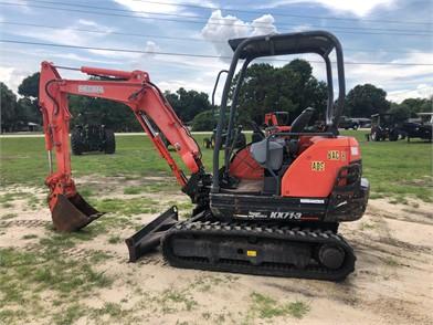 KUBOTA Mini (Up To 12,000 Lbs) Excavators For Sale In Miami, Florida