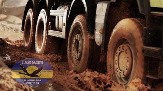 Volvo FMX11 CTX 8x4 RIgid T-Ride Mining Support UFUP