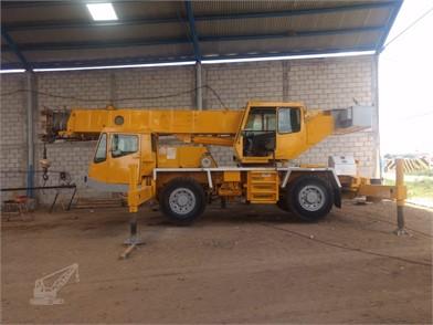 Grove Cranes For Sale - 1218 Listings | CraneTrader com au