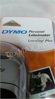 New Dymo Label Maker
