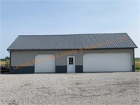 Tract 1: 3 BR, 2 BA House w/ Buildings