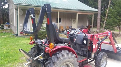 MAHINDRA MAX 25 For Sale - 5 Listings | TractorHouse com - Page 1 of 1