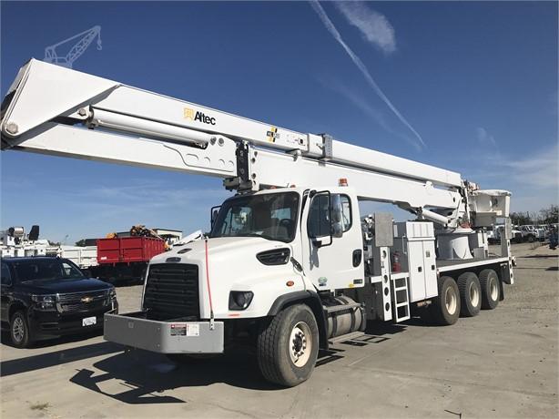 ALTEC HL125 Bucket Trucks / Service Trucks For Sale - 3 Listings