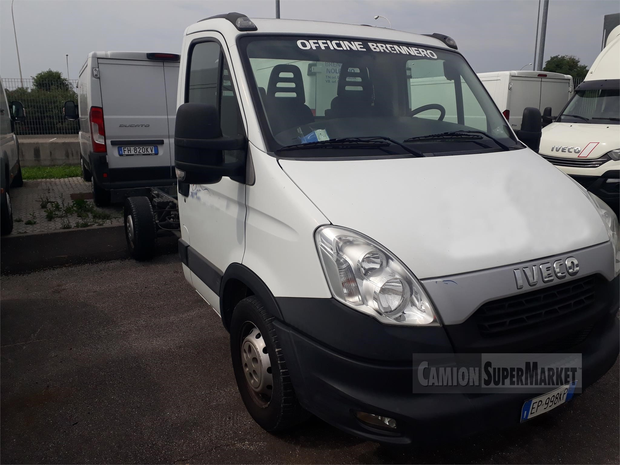 Iveco DAILY 35S15 Second-hand