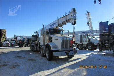 Boom Truck Cranes For Sale By Cropac Equipment Ltd - Ontario