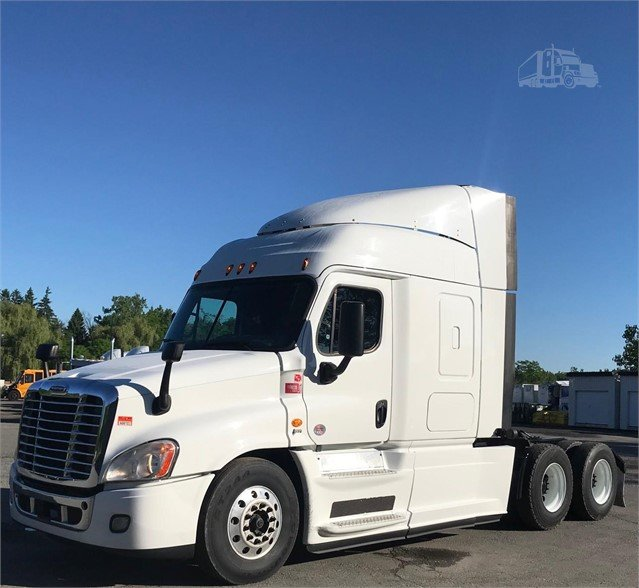 2015 FREIGHTLINER CASCADIA 125 For Sale In Portland, Maine