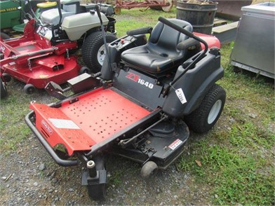 Gravely 1640 Z Turn Mower Doesn T Run Other Auction
