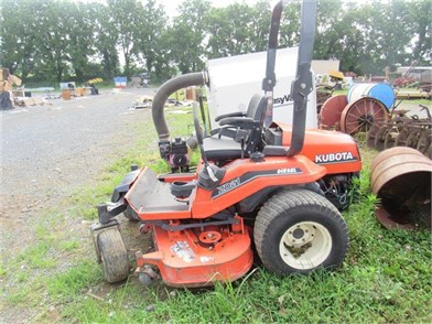 KUBOTA ZD21 RIDING MOWER Other Auction Results - 2 Listings