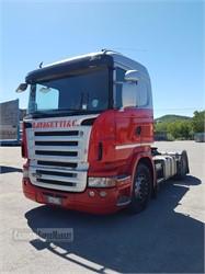 Scania R500  Uzywany