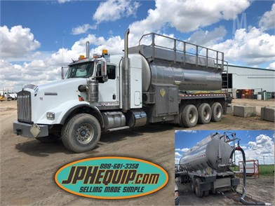 Water Tank Trucks For Sale In Alberta, Canada - 19 Listings