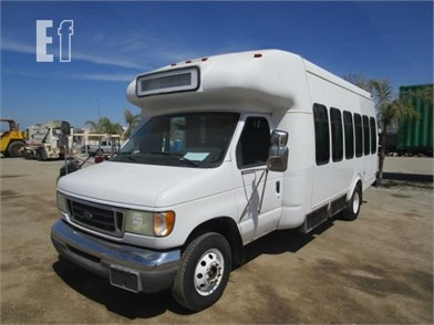 FORD E450 Passenger Bus For Sale In USA - 2 Listings