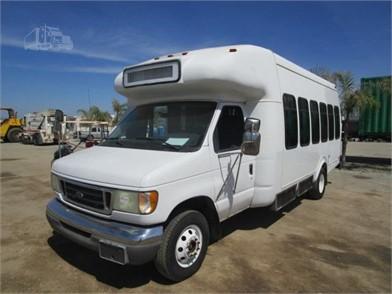 FORD E450 Passenger Bus For Sale - 23 Listings | TruckPaper com