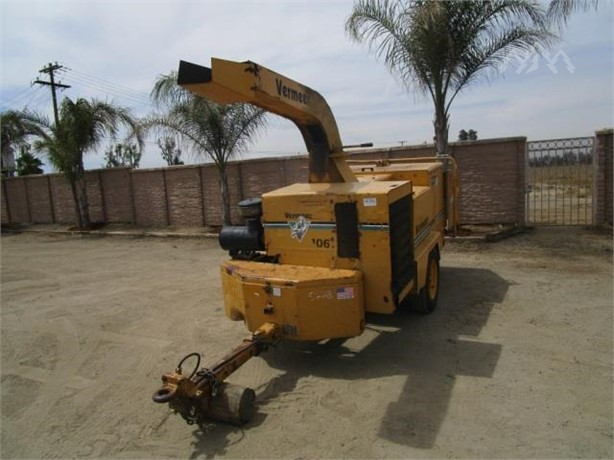 VERMEER BC1800A Wood Chippers Logging Equipment For Sale - 9