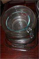 Pyrex Glass Measuring Bowl, Mixing Bowls, Baking