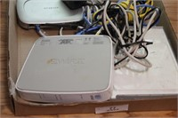 AT&T, Netgear & Other Networking Boxes, Cords