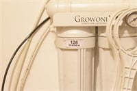 Gronwin In-Line Water Filtration System w/ Filter