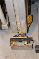 "DeWalt 66"" Folding Miter Saw Stand"