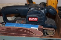 "Ryobi Power 3""x18"" Belt Sander"