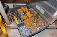 Hardware Sorter with Screws
