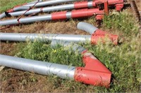 """5ct Feterl Unloading Augers 8"""" x 16'"""
