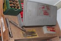 Craftsman Tap and Die Set (SAE coarse & fine)