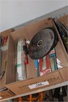 Reciprocating Saw Blades, Cutoff Wheels