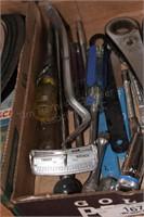 Craftsman Flat Ratchet, Proto Drum Break Tool, etc
