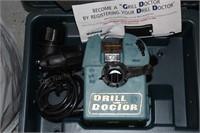 Drill Doctor Precision Drill Bit Sharpener w/ Case