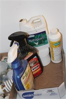Insect, Disease Plant & Garden Sprays, Chems