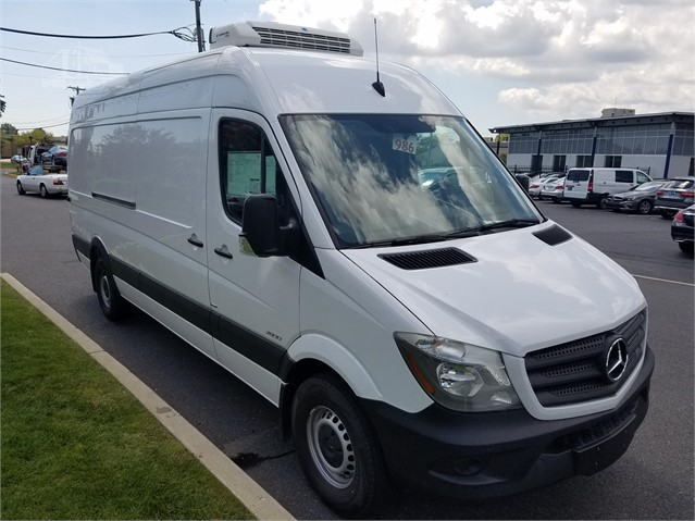 2017 MERCEDES-BENZ SPRINTER 2500 For Sale In Little Silver, New Jersey