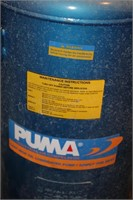 Puma Industrial Air Compressor on Cart w/ Hose