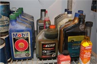 Mobile Motor Oil, Engine Additives, Cleaners, Misc