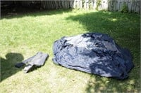 Tent, approx 4-Man Size