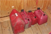 4pc Gas Cans