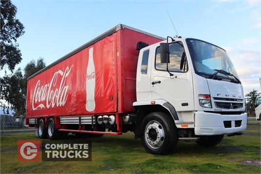 2009 Fuso Fighter 14 Complete Trucks Pty Ltd - Trucks for Sale