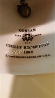 Gorham China Chilly Reception Bell