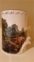 Lenox The Light of Peace Votive Candle Holder