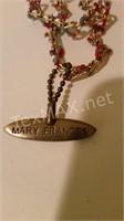 Mary Frances Designer Handbag