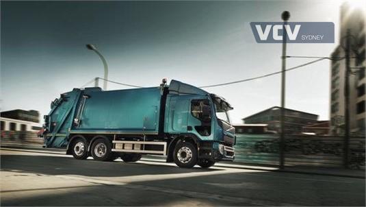 Volvo FE818 4x2 Platform 18 tonne Rear Air Suspension