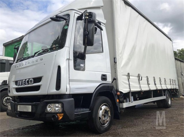 2011 IVECO EUROCARGO 75E16 For Sale In Twyford