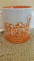 Vintage Netherlands Starbucks Mug
