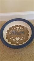 Ceramic Mom Serving Bowl