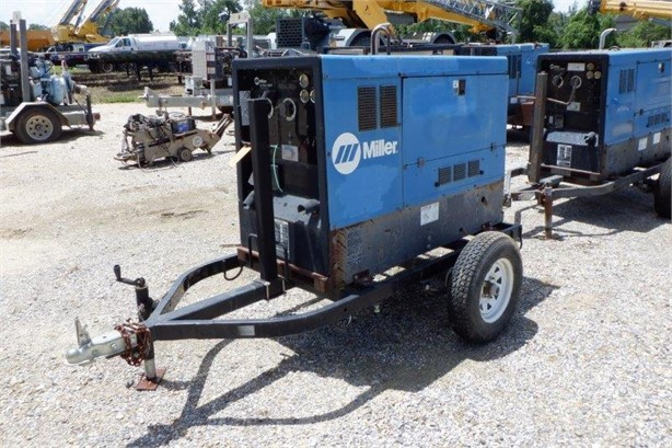 MILLER Generators Auction Results - 618 Listings